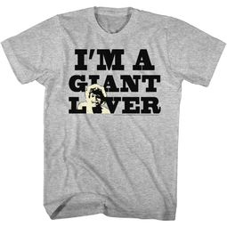 Andre The Giant Shirt Im A Giant Lover Athletic Heather T-Shirt