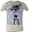 Andre The Giant T-Shirt - Size! Wrestling White Adult Tee Shirt
