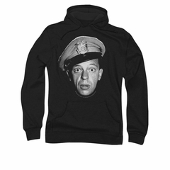 Andy Griffith Hoodie Sweatshirt Barney Adult Hoody Sweat Shirt