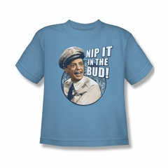 Andy Griffith Nip It Kids Shirt Youth Tee T-Shirt
