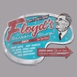 Andy Griffith Show Juniors Shirt Floyd's Barber Shop Heather T-shirt