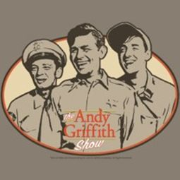 Andy Griffith TV Show Adult T-shirts