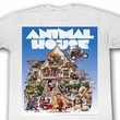 Animal House Shirt Big Momma's House Adult White Tee T-Shirt