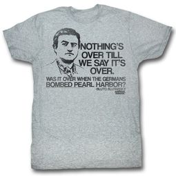 Animal House Shirt Nothings Over Athletic Heather T-Shirt