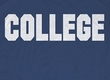 Animal House T-Shirt - College Adult Navy Blue Tee Shirt