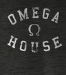 Animal House T-Shirt – Omega House Adult Charcoal Heather Tee Shirt
