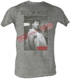 Animal House T-Shirt - Probation Adult Athletic Heather Tee