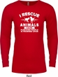 Animal Rescue Long Sleeve Thermal Shirt