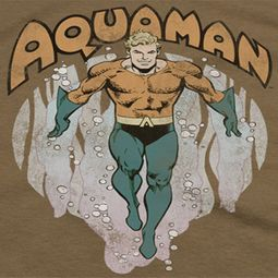 Aquaman From The Depths Shirts