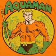Aquaman Retro Shirts