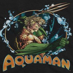 Aquaman Ruler Of The Sea Shirts