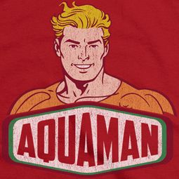 Aquaman Sign Shirts