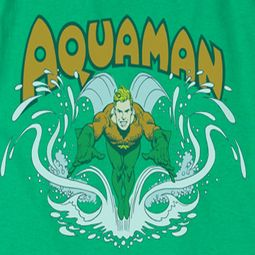 Aquaman Splash Shirts