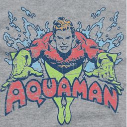 Aquaman Splish Splash Shirts