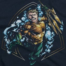 Aquaman Thrashing Shirts