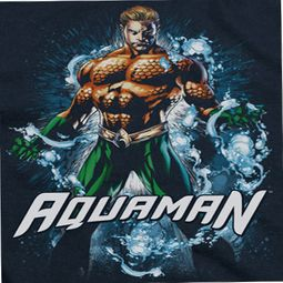 Aquaman Water Powers Shirts