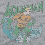 Aquaman Wave Shirts