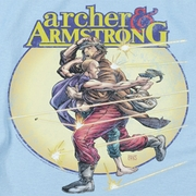 Archer & Armstrong Comic Shirts