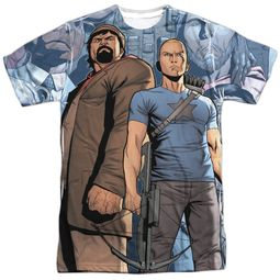 Archer & Armstrong Shirt Heroes Sublimation Shirt