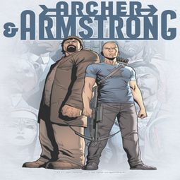 Archer & Armstrong Stare Down Shirts
