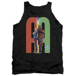 Archer & Armstrong Tank Top Back To Back Black Tanktop