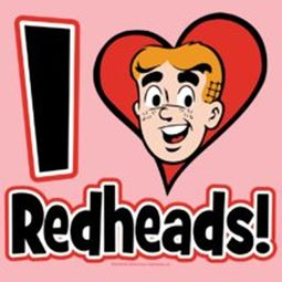 Archie I Love Redheads Shirts