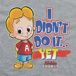 Archie Not Yet Shirts