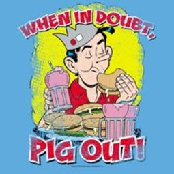 Archie Pig Out Shirts