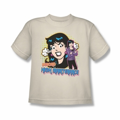 Archie Shirt Kids High Maintenance Cream T-Shirt