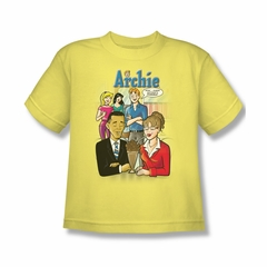 Archie Shirt Kids Possible Banana T-Shirt