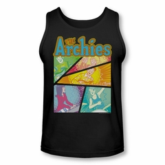Archie Shirt Tank Top The Archies Black Tanktop