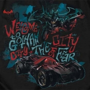 Arkham Knight City Of Fear Shirts