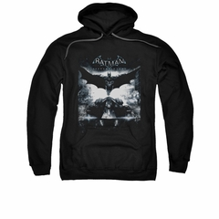 Arkham Knight Hoodie Flying Black Sweatshirt Hoody