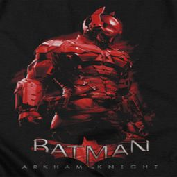 Arkham Knight Red Suit Shirts