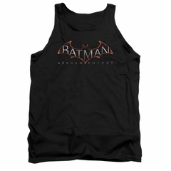 Arkham Knight Shirt Tank Top Logo Black Tanktop