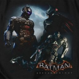 Arkham Knight Two Fighters Shirts