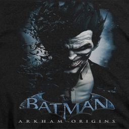 Arkham Origins Joker Shirts