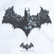 Arkham Origins Logo Of Enemies Shirts