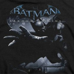 Arkham Origins Out Of The Shadows Shirts