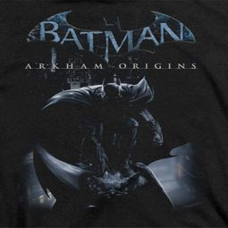Arkham Origins Perched Shirts