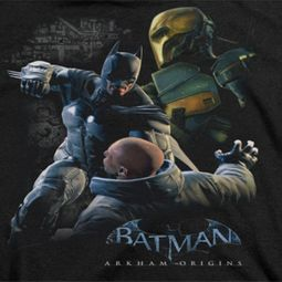 Arkham Origins Punch Shirts
