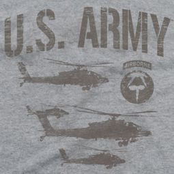Army Airborne Shirts