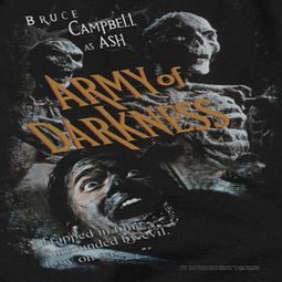 Army Of Darkness Covered Shirts