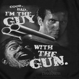 Army Of Darkness Guy With The Gun Shirts