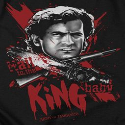 Army Of Darkness Hail To The King Shirts