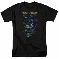 Army Of Darkness Shirt Evil Ash Black T-Shirt