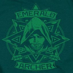 Arrow Archer Illustration Shirts