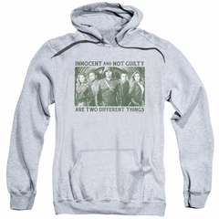 Arrow Hoodie Not Guilty Athletic Heather Sweatshirt Hoody