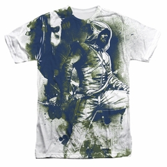 Arrow Shirt Spray Painted Sublimation Shirt