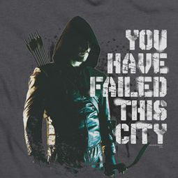 Arrow You Have Failed Shirts